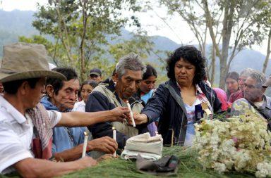 Femicidio Berta Cáceres